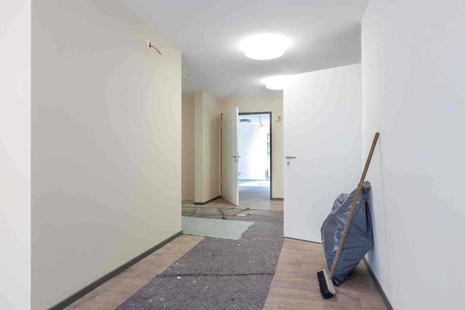 Peinture int rieure r novation r fection travaux de for Peintre interieur
